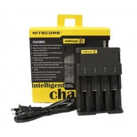 Chargeur New I4 Intellicharger Nitecore