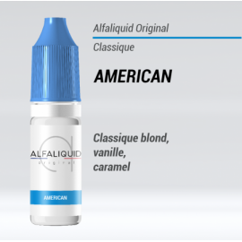 Alfaliquid - American 10ML