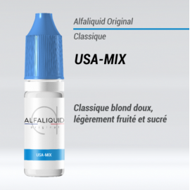 Alfaliquid - Usa Mix 10ML