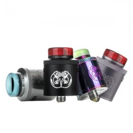 Dripper Drop Dead RDA BF - Hellvape