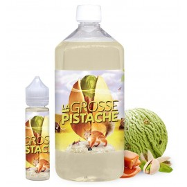 Jin & Juice - La Grosse Pistache 1L