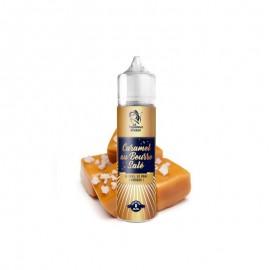 Le Vapoteur Breton - Caramel au Beurre Salé 50ML Boosté