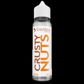 Liquideo - Crusty Nuts 50ML Boosté