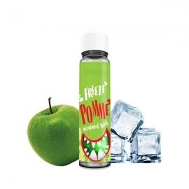 Liquideo - Freeze Pomme 50ML Boosté