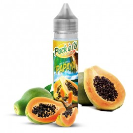 Pack à l'O - Papaya 50ML Boosté