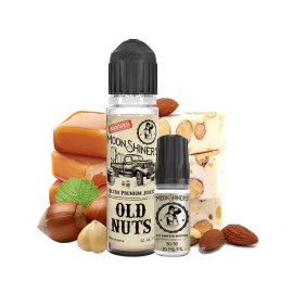 MoonShiners - Old Nuts 50ML Boosté