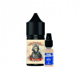 Vape Cellar - Concentré Wallace Strong 30ML + Booster 19mg