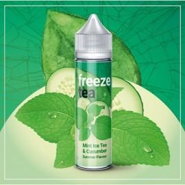 Freeze Tea - Mint Ice Tea & Cucumber 50ML Boosté