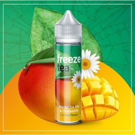 Freeze Tea - Mango Ice Tea & Chamomile 50ML Boosté