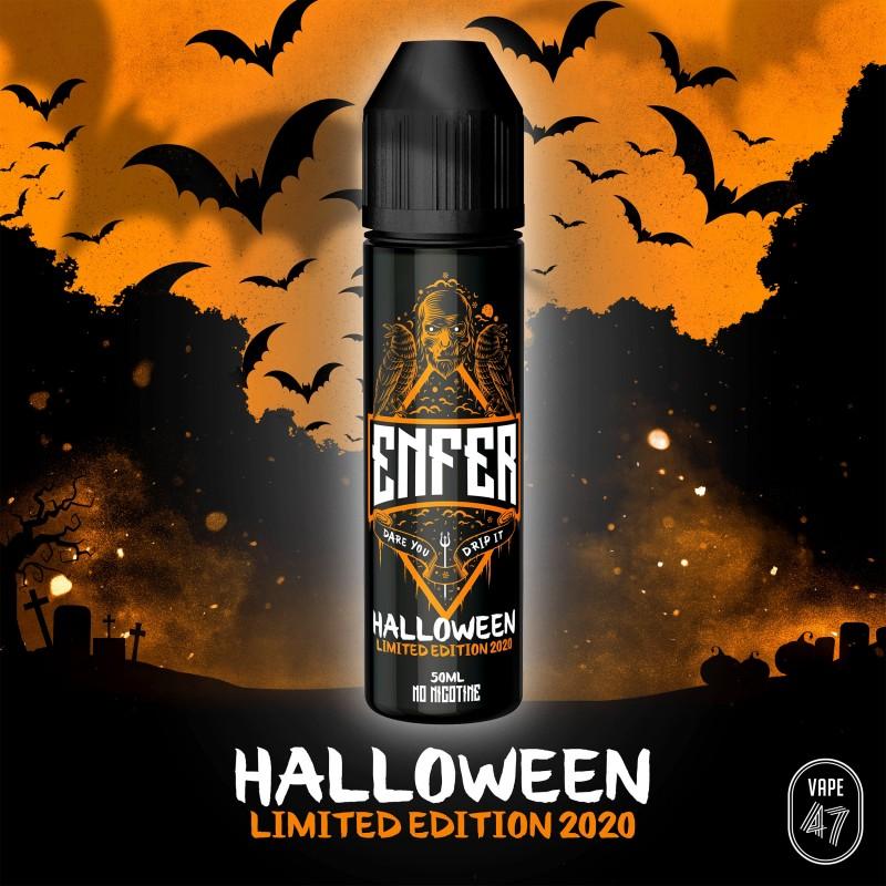 Furiosa - Enfer Halloween 50ML Boosté