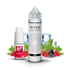 Nova Liquides - Yeti 50ML Boosté