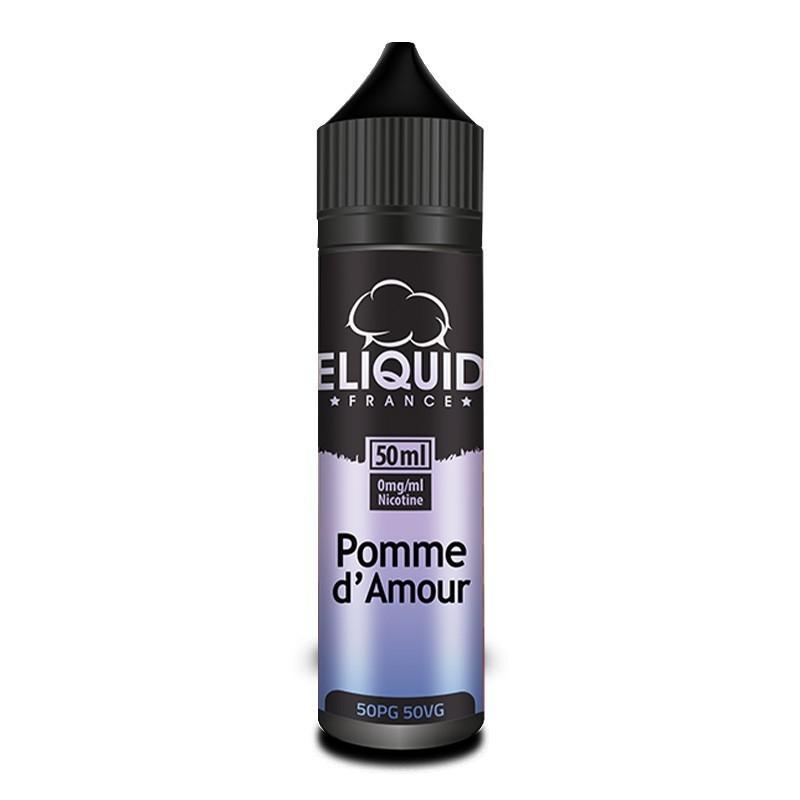 Eliquid France - Pomme D'amour 50ML Boosté