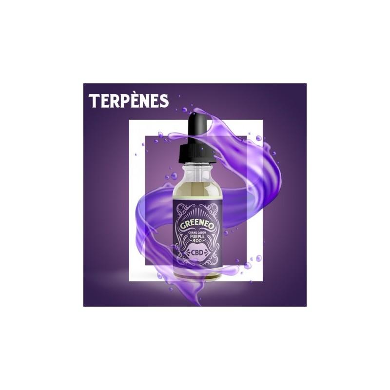 Greeneo - Grand Daddy Purple CBD 10ML