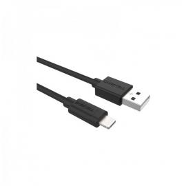Câble USB Iphone Certifié MFI 1 Mètre, 12W- Duracell