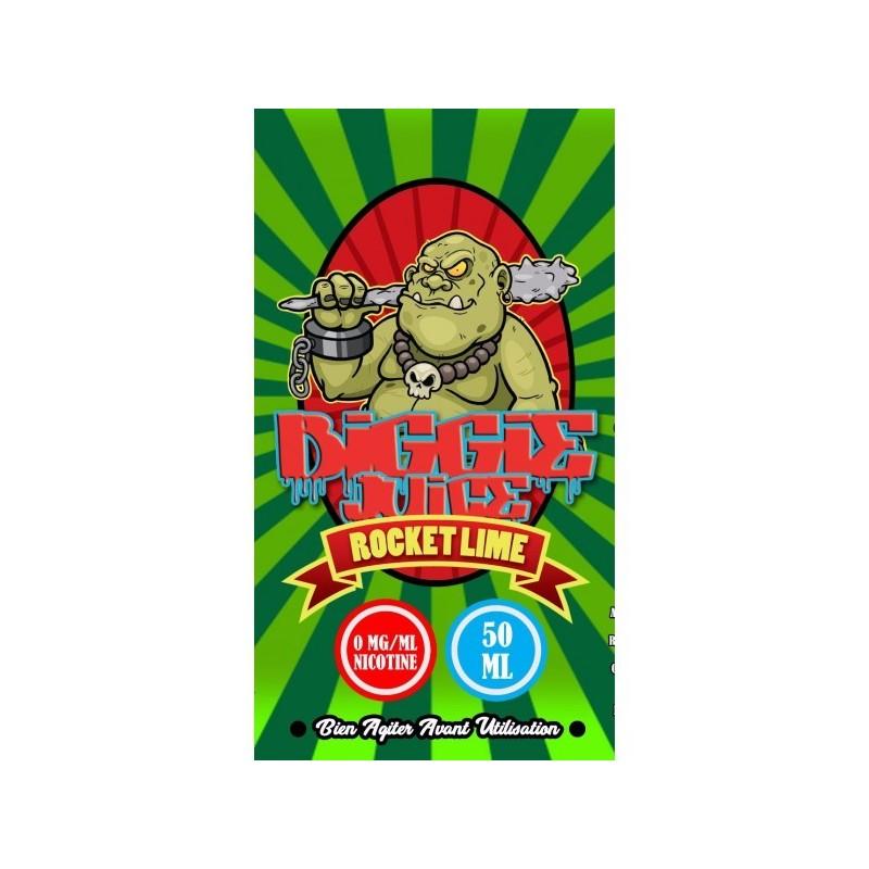 Rocket Lime - Biggie Juice 60 ML