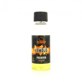 FAMOUS 2x10 ML - ELIQUID FRANCE
