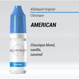 Alfaliquid - American 10ML
