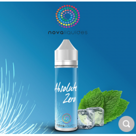 Nova Liquides - Absolute Zéro 50ML Boosté