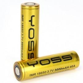 Accu 18650 3500MAH - Yoss
