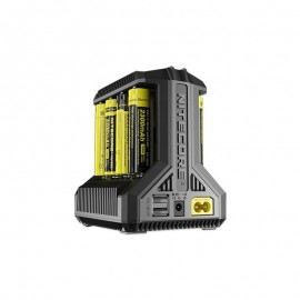 Chargeur d'Accus I8 - Nitecore
