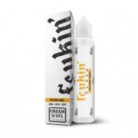 Fcukin Flava - Yellow Label 50ML