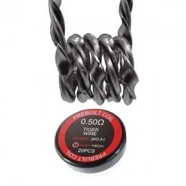Résistance Pré Roulé Tiger Wire - Fumytech