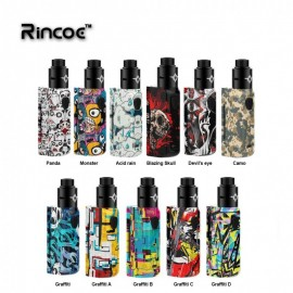 Pack Manto Mini RDA - Rincoe