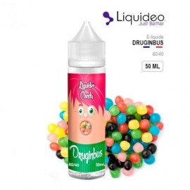Liquideo - Druginbus 50ML Boosté