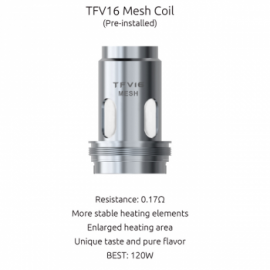 Resistance TFV16 Mesh - Smoktech