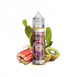 Millésime - Cactus Rhubarbe Kiwi 50ML Boosté