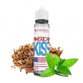 Liquideo - American Kiss 50ML Boosté