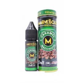 Marvellous Brew - Caramel Macchiato 50ML Boosté