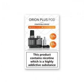 Cartouche Orion Plus 0.25Ω + 0.5Ω - Lost Vape