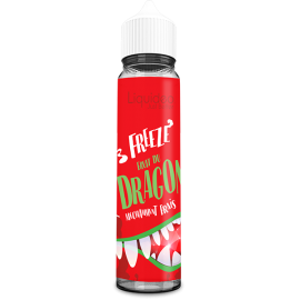 Liquideo - Freeze Dragon 50ML Boosté