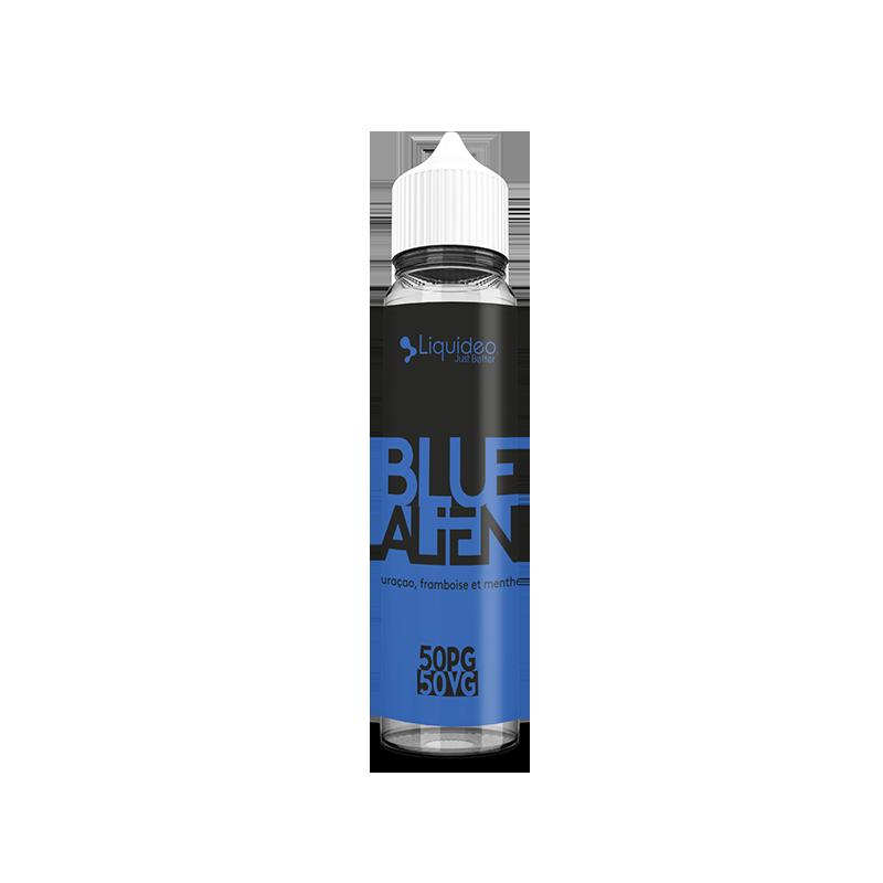 Liquideo - Blue Alien 50ML Boosté