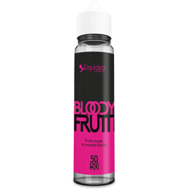 Liquideo - Bloody Frutti 50ML Boosté