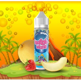 Bubble Island - Melon Strawberrry 50ML Boosté