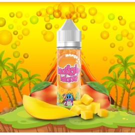 Bubble Island - Mango 50ML Boosté