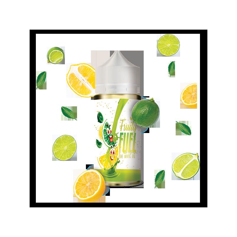 Fruity Fuel - The White Oil 100ML Boosté